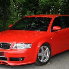 Spoiler Prelungire bara fata Audi A4 B6 S4 RS4 Sline 2001 2002 2003 2004 - Prelungire bara fata tuning