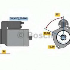 Electromotor - Starter - BOSCH 0 001 261 002