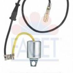 Delcou - Condensator, aprindere LAND ROVER 90/110 2.5 - FACET 0.0566