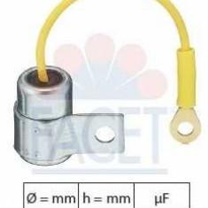 Delcou - Condensator, aprindere DAIHATSU CHARADE Mk III 1.0 - FACET 0.0290