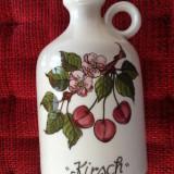 Sticla colectie din ceramica  !!!