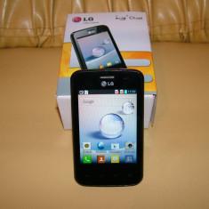 LG Optimus L3 II Dual Sim E435 - Telefon mobil LG Optimus L3 II, Negru, Neblocat