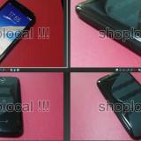 HUSA VODAFONE SMART 4 TURBO silicon neagra s line + folie LIVRARE GRATUITA !!! - Husa Telefon Vodafone, Negru