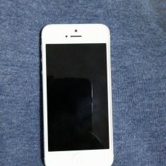 Vand iPhone 5 Apple(16gb), Alb, Orange