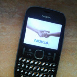 Telefon Nokia, Negru, 32GB, Neblocat, Dual SIM, Single core - Nokia 200 Dual Sim