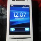 Telefon mobil Sony Ericsson, Alb, 16GB, Neblocat, Single SIM, Single core - Sony Xperia E15i plus baterie noua cu garantie si husa