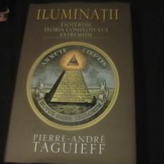 Carte religioasa, Rao - ILUMINATII-PIERRE ANDRE TAGUIEFF-