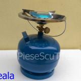 Butelie cu Gaz / Arzator / Aragaz Camping / Voiaj 3 Litri ( nu necesita reductie la umplere )