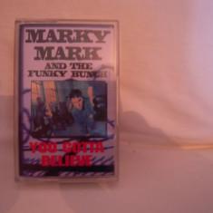 Vand caseta audio Marky Mark And The Funky Bunch-You Gotta Believe, originala - Muzica Pop warner, Casete audio