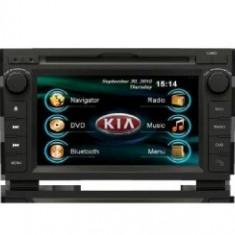 Resigilat - Sistem navigatie GPS + DVD +TV pt Kia Ceed (2010 - 2011) model TTi-9110 - Navigatie auto