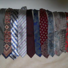 Colectie 12buc cravate impecabile - Cravata Barbati Adams, Culoare: Alta