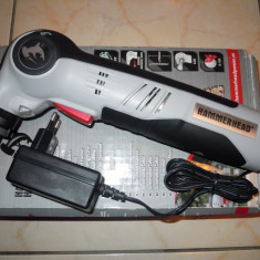 Ciocan de cuie electric 7, 2V Li-Ion Auto Hammer Head + incaracator ! - Consumabile Service