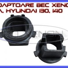 Bec xenon auto ZDM - ADAPTOR - ADAPTOARE BEC XENON H7 KIA, HYUNDAI I30, I40