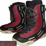 Boots snowboard AIRWALK stare foarte buna (42) cod-339930