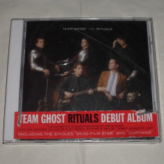 Vand cd sigilat TEAM GHOST-Rituals - Muzica Rock wagram