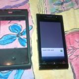 Telefon mobil Sony Ericsson, Negru, <1GB, Neblocat, Fara procesor, 256 MB - Sonny ericsson u1i stare foarte buna