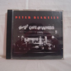 Vand CD Peter Blakeley-Harry's Cafe De Wheels, original-10 roni!!! - Muzica Pop capitol records