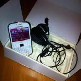 Telefon Samsung, Alb, Nu se aplica, Neblocat, Dual core, 64 MB - SAMSUNG Chat 335(GT-S3350)