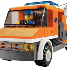 LEGO 7638 Tow Truck (Camion tractare) - LEGO City