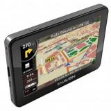 GPS Navigon, 4, 3, Romania, Car Sat Nav, peste 32 canale, Redare audio - Navon n490 + harta Romania