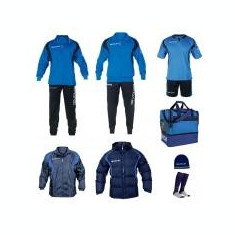 Set echipament fotbal - SET ECHIPAMENT GIVOVA BOX 8 PIESE NOU IN CUTIE CULORI MULTIPLE