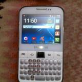 Telefon Samsung, Alb, <1GB, Neblocat, Single core, 512 MB - Vand Samsung Galaxy Y Pro
