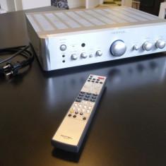 Amplificator Rotel RA-1520 argintiu, stare excelenta - Amplificator audio Rotel, 41-80W