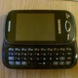 Telefon Samsung, Negru, Nu se aplica, Neblocat, Fara procesor, Nu se aplica - Samsung b3410 corby+
