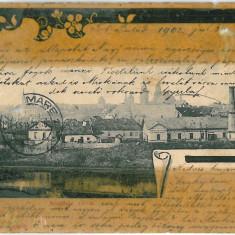 Carti Postale Romania 1904-1918, Circulata, Printata - IPV 567 SATU MARE