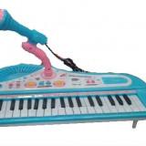 Orga cu microfon pt copii (CEL MAI IEFTIN) - Instrumente muzicale copii