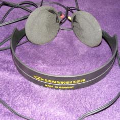 SENNHEISER model HD410SL - Casti Sennheiser, Fara Fir, Jack de 6.3 mm