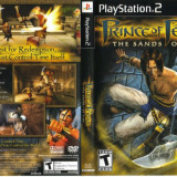 Jocuri PS2 Ubisoft, Actiune, Toate varstele, Single player - Joc original Prince Of Persia Sands Of Time pentru consola PlayStation2 PS2