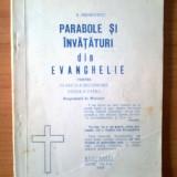 H2 Parabole si invataturi din Evanghelie - S. Mehedinti
