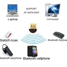 Adaptor USB, Bluetooth 4.0, CSR chipset - Adaptor bluetooth