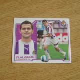 POZE/STICKERE CU JUCATORI DE LA FC VALLADOLID - LIGA 1- 2007-2008