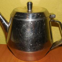 Metal/Fonta, Altul - AuX: Frumos ceanic cu capac atasat realizat integral din tabla groasa de inox!