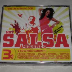 Vand cd sigilat HOT SALSA - Muzica Latino warner