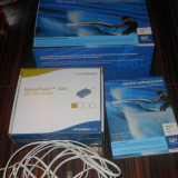 Kit clicknet Speedtouch 330 Romtelecom  modem ADSL pentru liniile telefonice