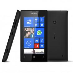 Telefon mobil Nokia Lumia 520, Negru, Vodafone - VAND NOKIA LUMIA 520 NOU