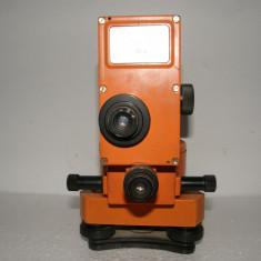 NIVELA OPTICA, IN STARE DE FUNCTIONARE, VECHE - Microscop
