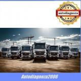 Interfata diagnoza tester Delphi DS150 camion tiruri, Lb. Romana CDP+ 2014 - Interfata diagnoza auto