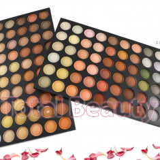 Trusa machiaj profesionala 120 culori Neutral Nude Fraulein38 Germania - Trusa make up
