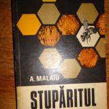 Stuparitul(carte apicultura,stuparit,albinarit)-A.Malaiu