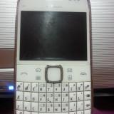 Nokia E6 - Telefon mobil Nokia E6, Alb, Neblocat