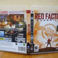 Red Faction: Guerrilla (PS3) (ALVio) + sute de alte Jocuri PS3 Thq ( VAND /SCHIMB ), Actiune, 16+
