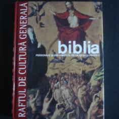BIBLIA* PERSONAJE SI EVENIMENTE: DE LA REGI LA PROFETI volumul 8 {2010} - Carte Neurologie, Litera