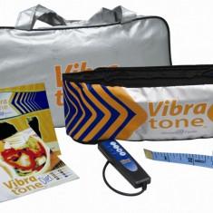 Centura masaj Vibra Tone Produs ORIGINAL Vazut la TV. Slabire, Dieta, Sanatate Frumusete cu VIBRA TONE. SIGILAT