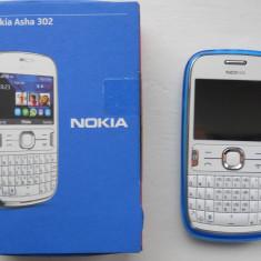 Telefon mobil Nokia Asha 302, Vodafone - Nokia Asha 302 Alb
