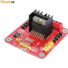 Driver L298N motor pas cu pas / motor DC Arduino / PIC / AVR / ARM / STM32