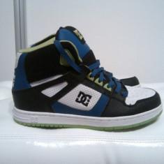 Ghete originale DC Spartan HI WC SE Sneaker - Ghete barbati Dc Shoes, Marime: 45, Culoare: Alb, Piele naturala